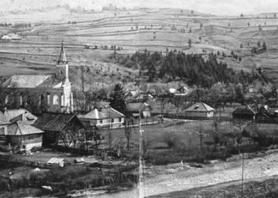 Borșa în anul 1917
