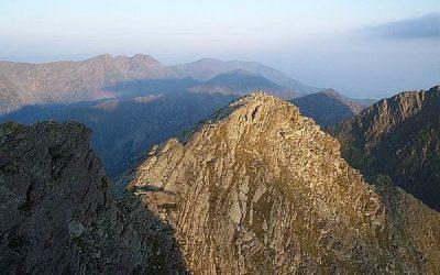 Cornul Călțunului 2505 m