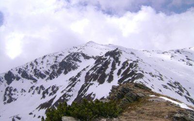Parângu Mare 2519 m