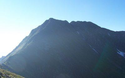 Viștea mare 2517 m